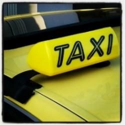καπέλο ταξί LED